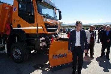Diputación adquiere 7 vehículos para actuar en el ámbito rural del Bierzo
