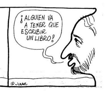 La ULE homenajea a Manuel Jular con la exposición 'Humor gráfico en tiempos revueltos'