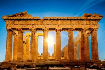 Taller sobre la antigua Grecia en el Marca