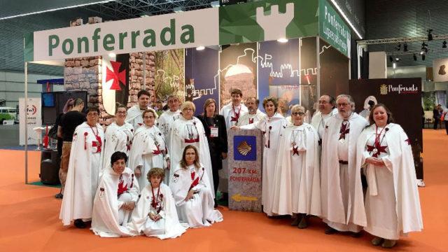 3.500 personas visitan el stand de Ponferrada en la feria 'Expovacaciones' de Bilbao