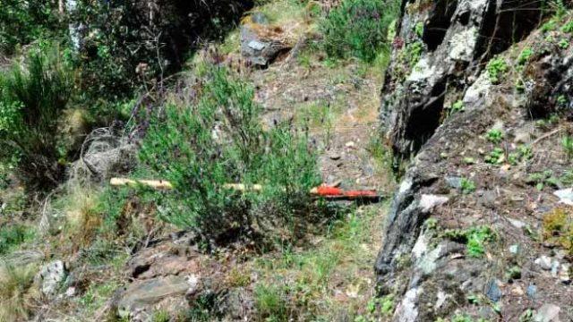 Promonumenta descubre un canal romano en el Valle del Oza