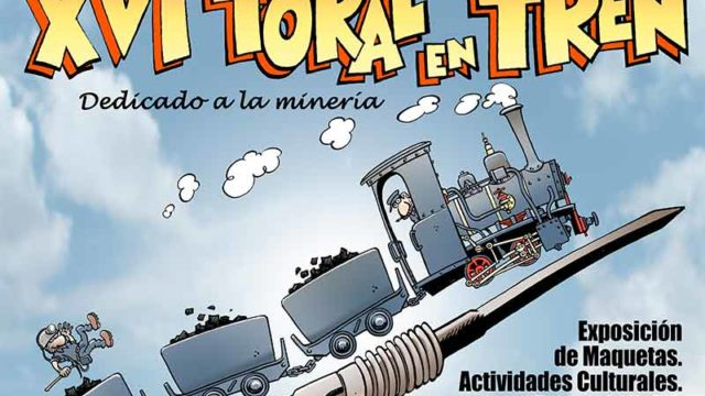 Toral en Tren se dedica este año a la minería