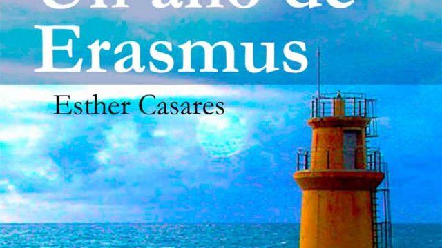 Esther Casares presenta 'Un año de Erasmus' en la Casa del Libro