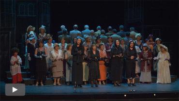 Solera Berciana estrena en el Bergidum la zarzuela 'Los lobos marinos' de Ruperto Chapí