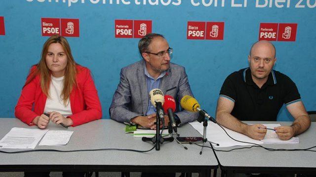 El PSOE pide una solución integral para los montes de Ponferrada