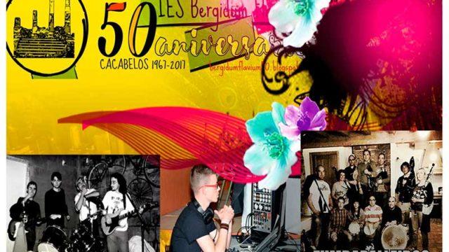 El Bergidum Flavium de Cacabelos celebra su 50º Aniversario