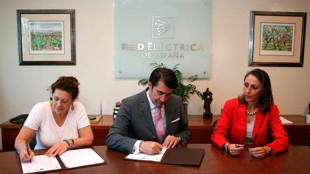 Red Eléctrica aporta 200.000 € para el sistema de vigilancia contra incendios en el Bierzo