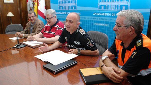 50 efectivos diarios para los planes de seguridad del Camino y los montes Pajariel y Castro