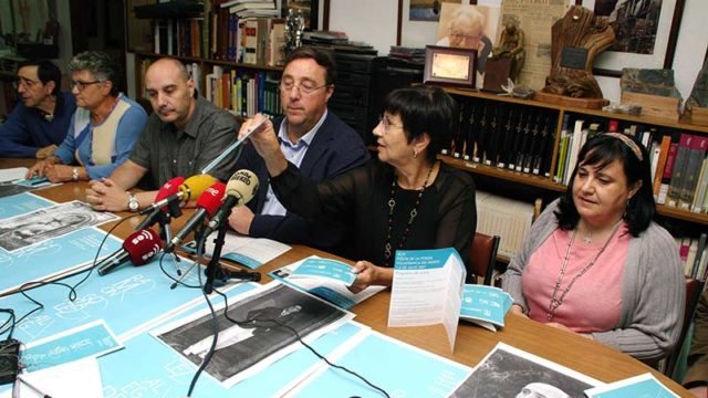 La XLIV Fiesta de la Poesía homenajea al poeta villafranquino Ramón González Alegre
