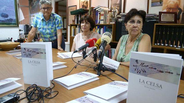 Nace 'La Celsa', una revista que recoge 22 trabajos del taller de escritura de Ester Folgueral