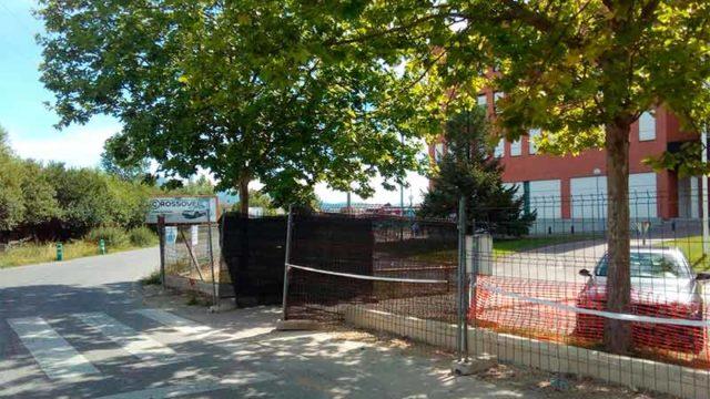 USE insta al Ayuntamiento a finalizar urgentemente las obras en el entorno del Hospital