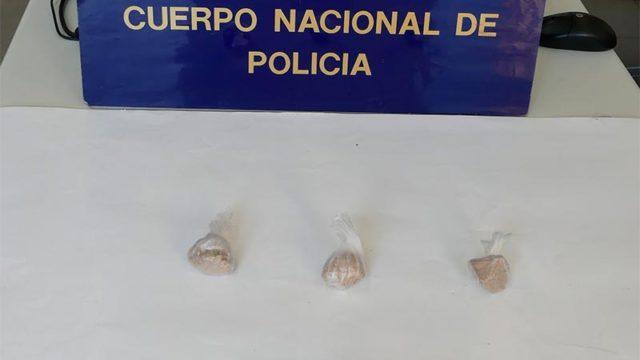 Dos detenidos en Ponferrada como presuntos autores de tráfico de estupefacientes