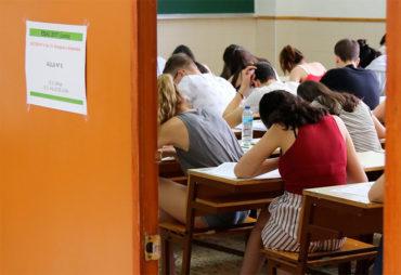 El 93,71% de los alumnos de Ponferrada pasan la prueba EBAU de acceso a la universidad