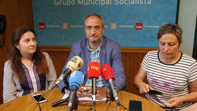 El PSOE presentará un escrito a la Fiscalía con las conclusiones de la Comisión de Investigación del Mundial