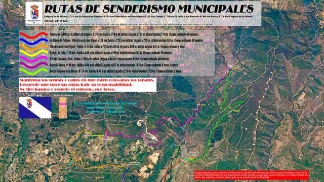 Folgoso finaliza sus 35 Km de rutas de senderismo