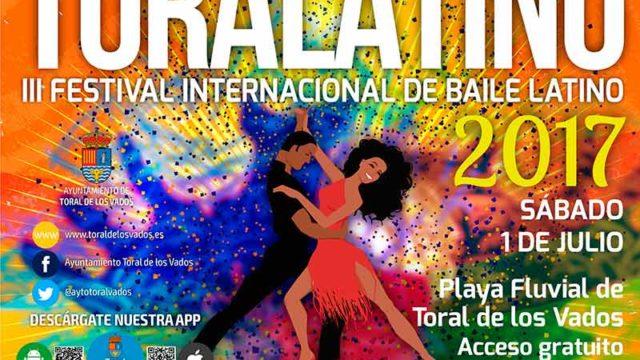 'Toral Latino' se celebra el 1 de julio