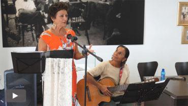 """Carmen Martínez: """"Gloria Fuertes es soledad, amor, dolor y Dios, porque con Dios se trataba de tú a tú"""""""
