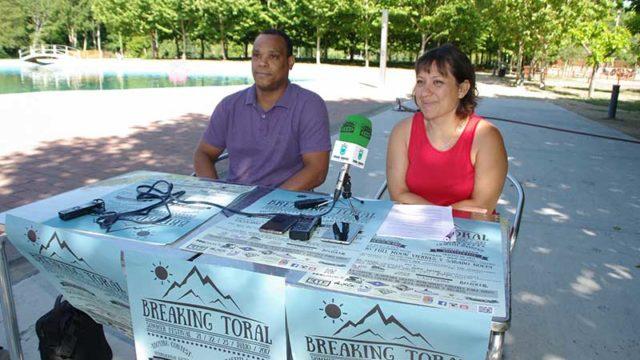 Toral de los vados acoge el festival de break y conciertos 'Breaking Toral'
