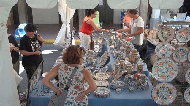 Cacabelos celebra la III Feria de Alfarería
