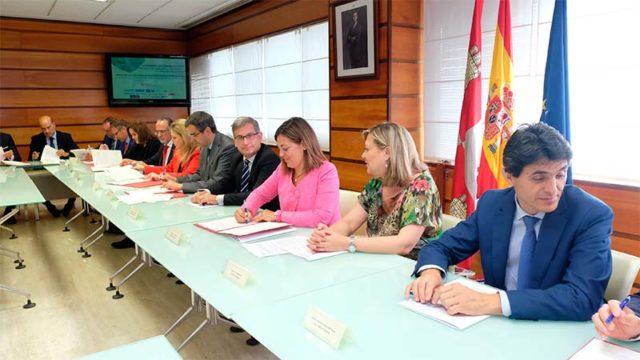 Prestamos y financiación de intereses por la sequía para los agricultores jóvenes del Bierzo