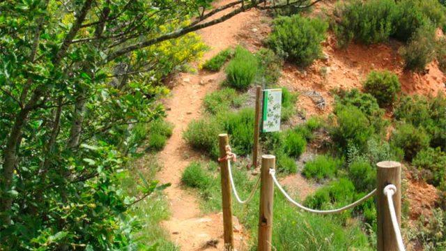 La Casa del Parque organiza una ruta interpretativa por la senda de Reirigo en las Médulas