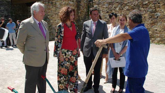 Ponferrada propone a la Junta un taller de empleo de cantería y restauración de monumentos históricos