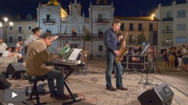 Jazz en la calle con Up&Down Quintet
