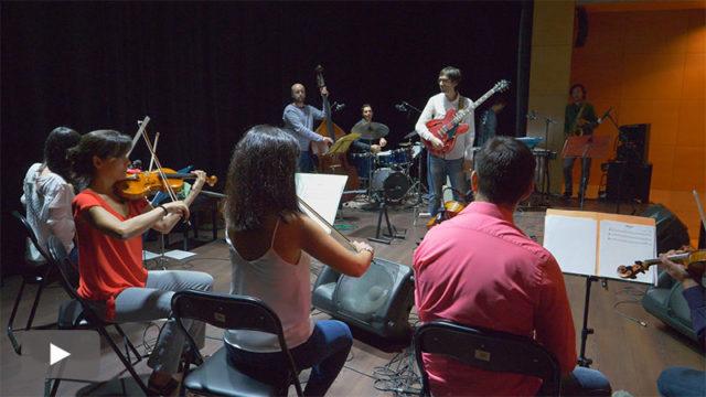 Gio Yáñez Quinteto y la Camerata Clásica rinden homenaje a Thelonious Monk