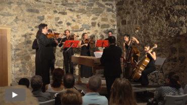 El Ensemble Barroco clausura Corteza de Encina con 'Las cuatro estaciones' de Vivaldi