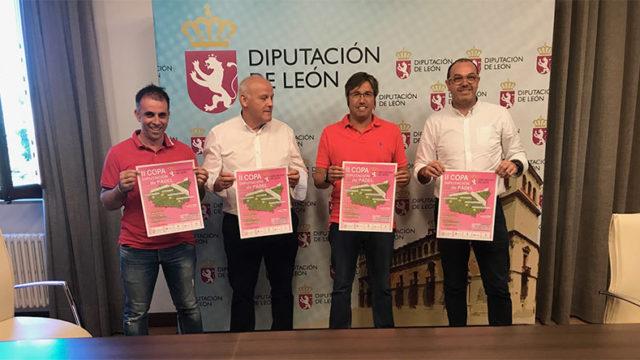 Carracedelo y Bembibre acogerán la II Copa Diputación de Pádel