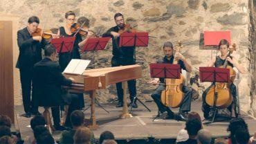 El Ensemble Barroco de Ponferrada cierra con 'Las cuatro estaciones' de Vivaldi el ciclo Corteza de Encina