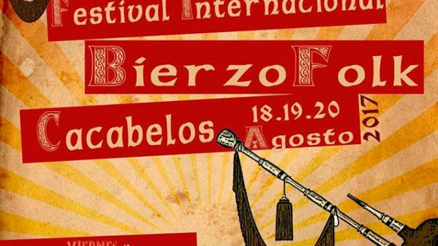 Cacabelos celebra el Festival Internacional Bierzo Folk