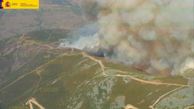 Ratificada con 1 millón de euros la declaración de emergencia para la Sierra de la Cabrera