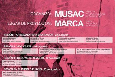 Marca y Musac presentan 5 documentales de la época franquista  y de las décadas de los 80 y 90