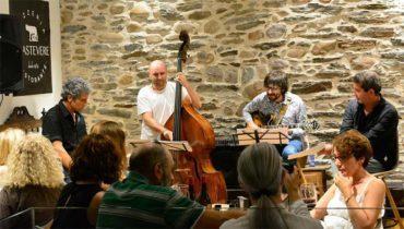 El lunes arranca 'Km 251 Ponferrada es Jazz' con tres conciertos en la Plaza del Ayuntamiento