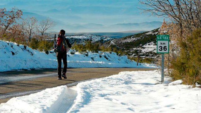 C´s insta pide a la Junta el arreglo de las carreteras por la que discurre el Camino de Santiago en el Bierzo
