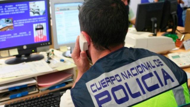 Detenidas dos personas en Ponferrada por distribuir en internet imágenes de explotación sexual infantil