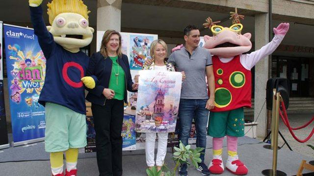 El Ayuntamiento presenta las novedades del programa de las Fiestas de la Encina
