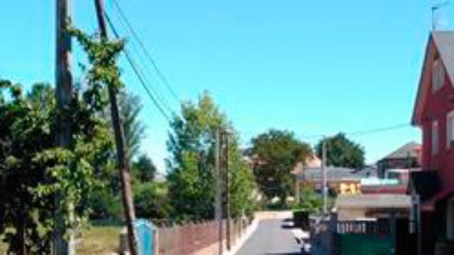 Ejecutadas las obras de acondicionamiento en tres calles de Carracedelo