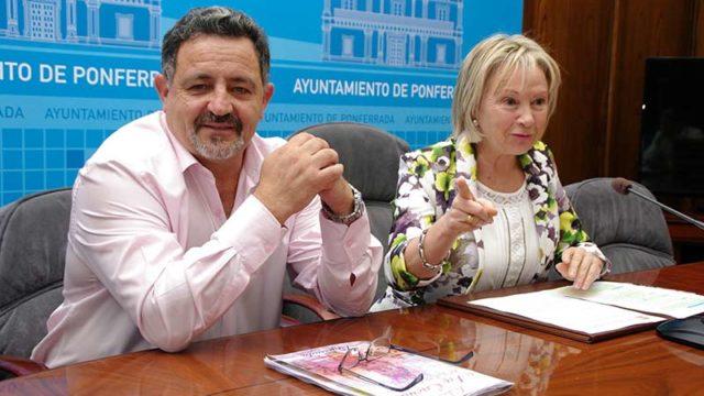 """Crespo y Fernández replican a PSOE y USE: """"Han sido unas grandes fiestas con buena organización"""""""