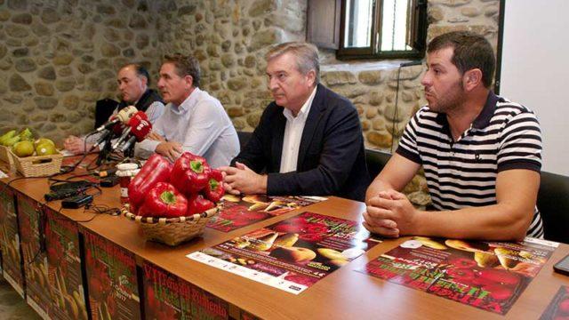 Carracedelo celebra la VII Feria del Pimiento del Bierzo