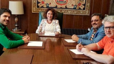 Alda reabrirá el Hotel Madrid vinculándolo al Camino de Santiago