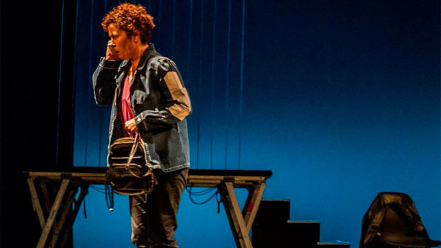 El ponferradino Luis Alija protagoniza en Río Selmo una obra sobre al fin ETA