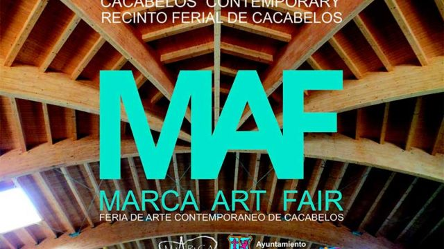 Cacabelos recupera el Recinto Ferial para celebrar la feria 'Marca Art Fair'