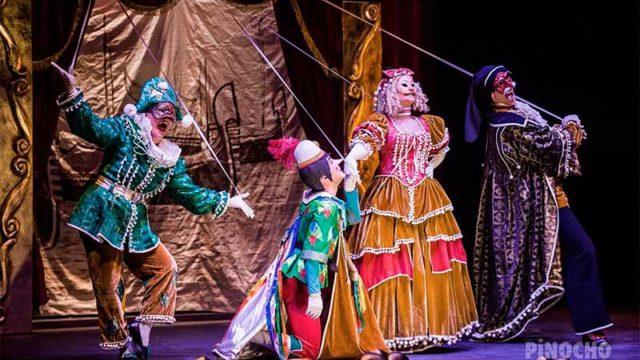 Los creadores de Aladín presentan en el Bergidum el musical 'Pinocho'