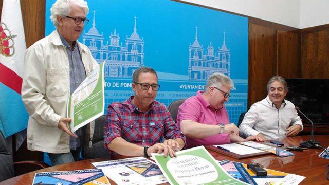 Ponferrada celebra la Semana de la Movilidad bajo el lema 'Compartir te lleva más lejos'