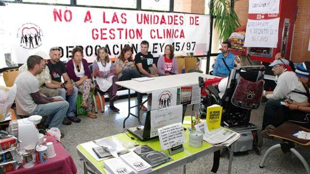"""Los Usuarios por la Sanidad Pública denuncian la existencia de una """"Lista B"""" de pacientes sin cita"""