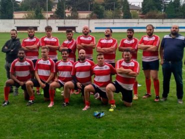 Derrota de Bierzo Rugby ante Belenos de Avilés