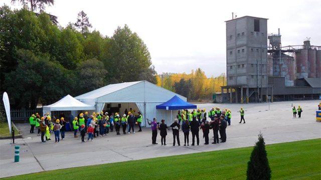 Cosmos celebra la cuarta jornada de puertas abiertas con la participación de 600 personas