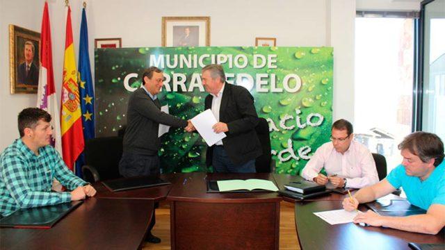 Carracedelo aporta 20.000 euros para el proyecto de Biocastanea